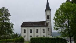 Kirche Wahlrod